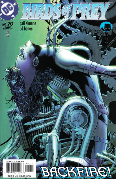 Birds of Prey Vol 1 70