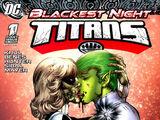 Blackest Night: Titans Vol 1 1