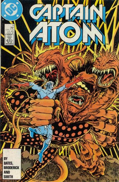 Captain Atom Vol 1 6