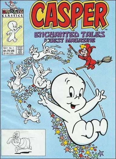 Casper Enchanted Tales Digest Vol 1 1