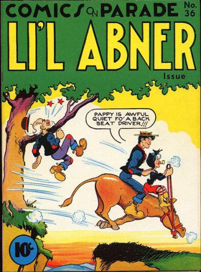 Comics on Parade Vol 1 36