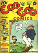 Coo Coo Comics Vol 1 1