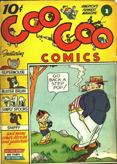 Coo Coo Comics Vol 1 1
