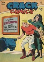 Crack Comics Vol 1 61