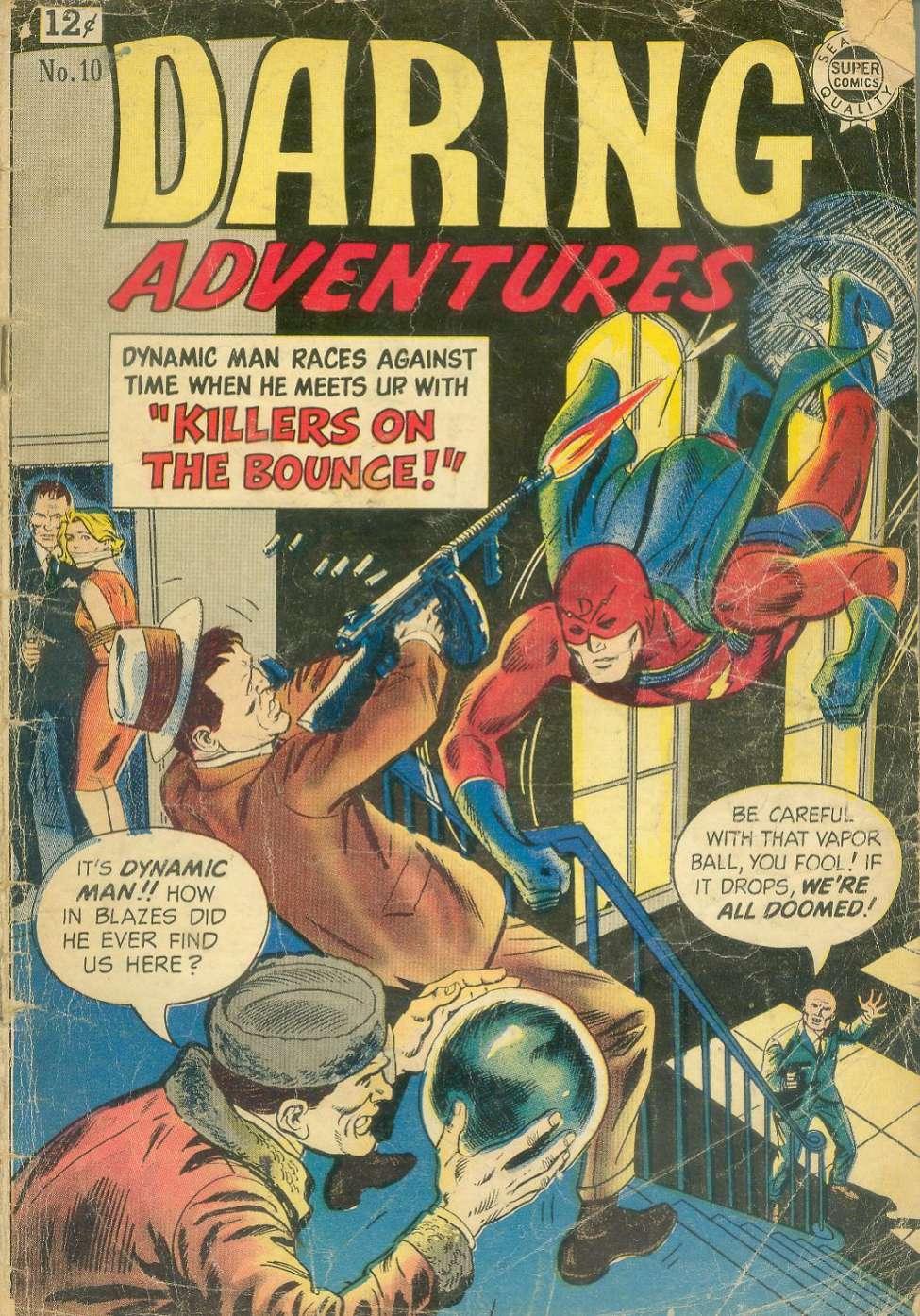 Daring Adventures Vol 1 10