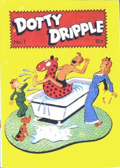 Dotty Dripple Vol 1 1