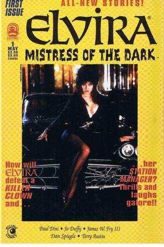 Elvira, Mistress of the Dark Vol 1