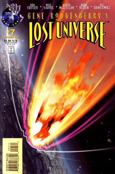 Gene Roddenberry's Lost Universe Vol 1 7