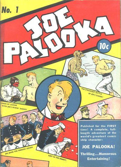 Joe Palooka Vol 1