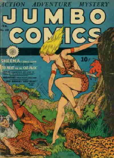 Jumbo Comics Vol 1 48