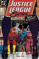 Justice League Europe Vol 1 6