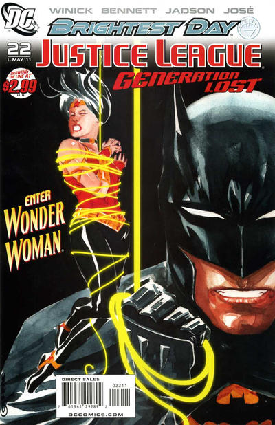 Justice League: Generation Lost Vol 1 22