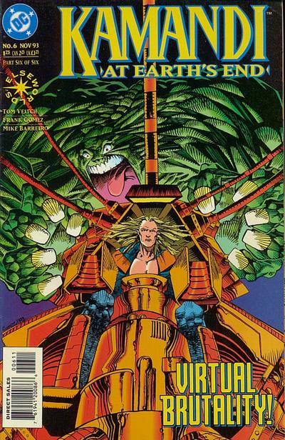 Kamandi: At Earth's End Vol 1 6