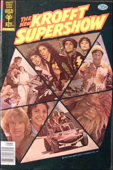 Krofft Supershow Vol 1 2