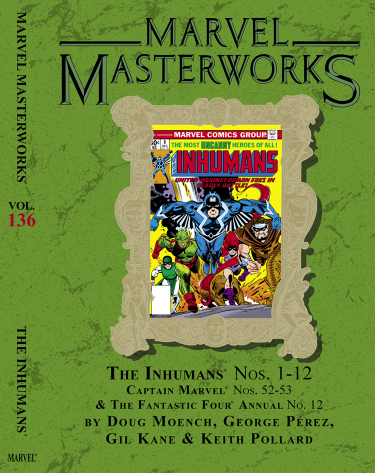 Marvel Masterworks Vol 1 136