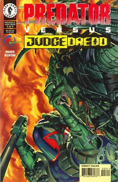 Predator vs. Judge Dredd Vol 1 3