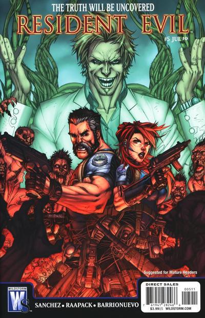 Resident Evil Vol 2 5