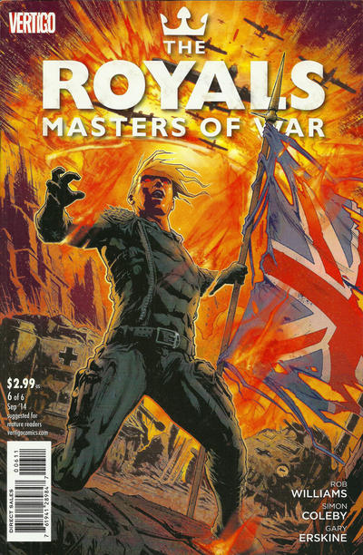 Royals: Masters of War Vol 1 6