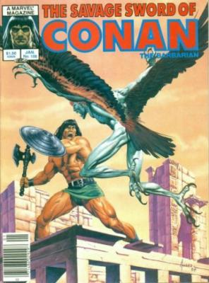 Savage Sword of Conan Vol 1 108