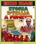 Storia d'Italia a fumetti Vol 1 4