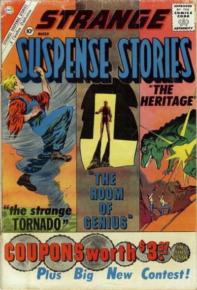 Strange Suspense Stories Vol 1 52