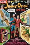Superman's Pal, Jimmy Olsen Vol 1 131