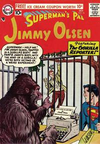 Superman's Pal, Jimmy Olsen Vol 1 24