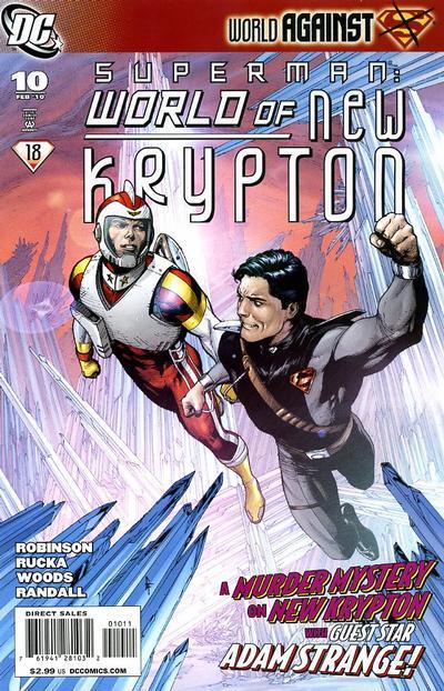 Superman: World of New Krypton Vol 1 10