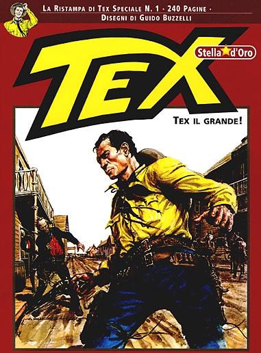 Tex Stella d'Oro Vol 1