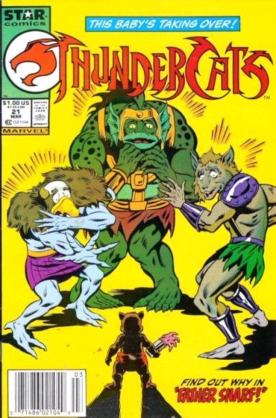 ThunderCats Vol 1 21
