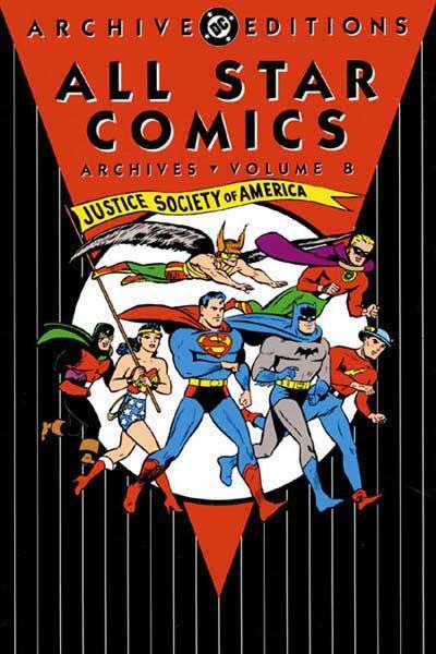 All-Star Comics Archives Vol 1 8