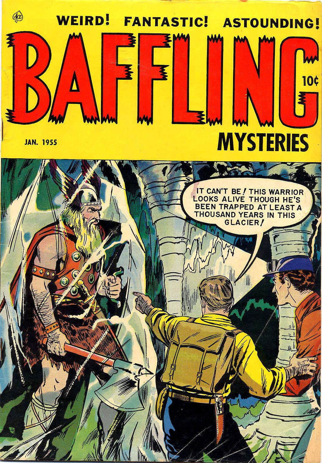 Baffling Mysteries Vol 1 24