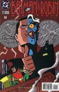 Batman & Robin Adventures Vol 1 22
