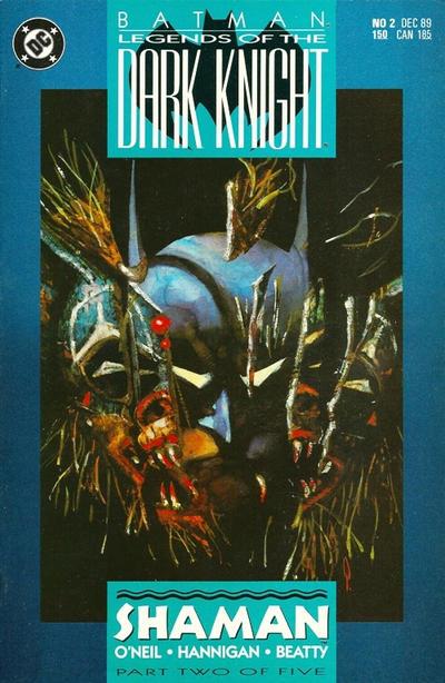 Batman: Legends of the Dark Knight Vol 1 2