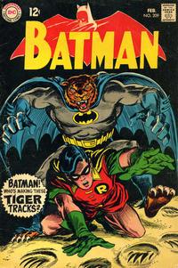 Batman Vol 1 209