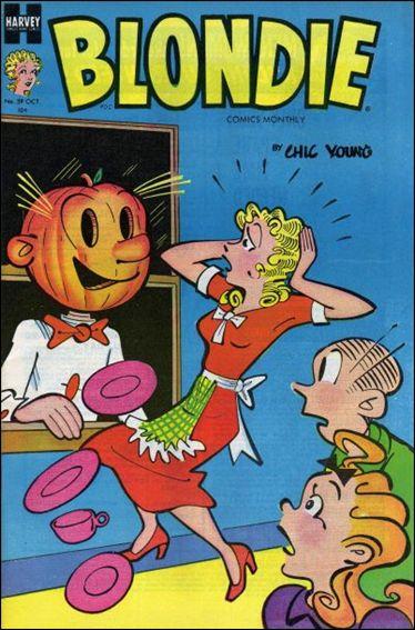 Blondie Comics Vol 1 59