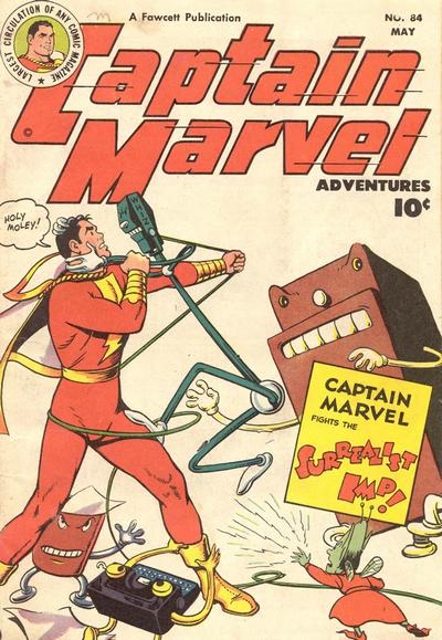 Captain Marvel Adventures Vol 1 84