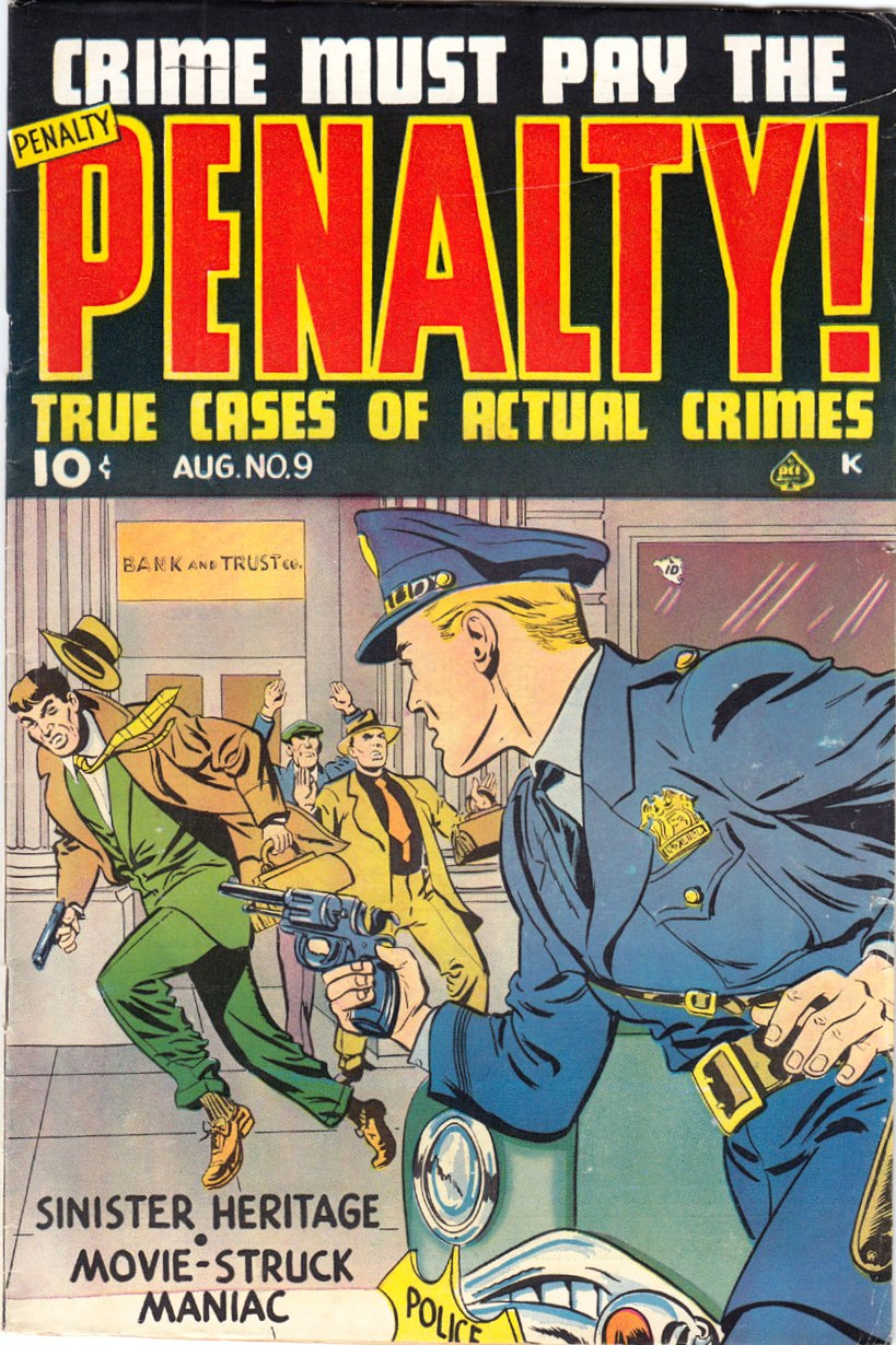 Crime Must Pay the Penalty Vol 2 9