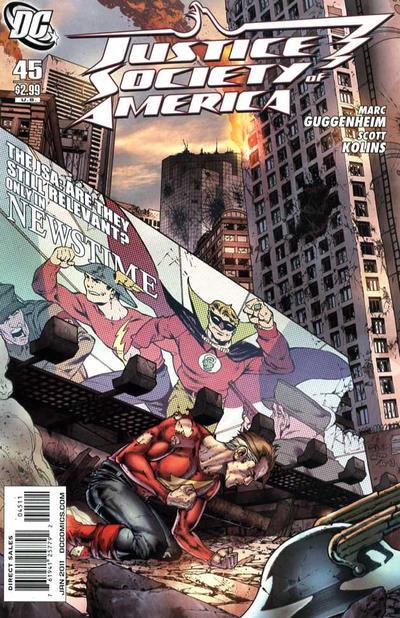 Justice Society of America Vol 3 45