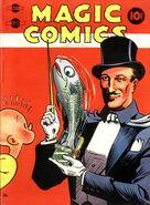 Magic Comics Vol 1 11