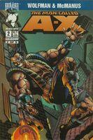 Man Called A-X Vol 1 2
