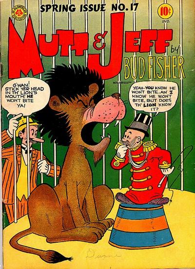Mutt & Jeff Vol 1 17