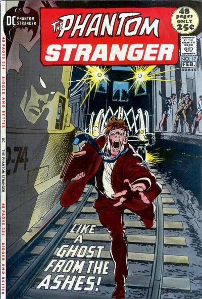 Phantom Stranger Vol 2 17