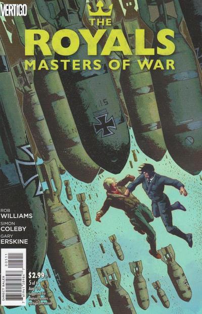 Royals: Masters of War Vol 1 5