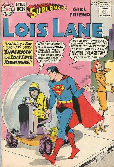 Superman's Girlfriend, Lois Lane Vol 1 25