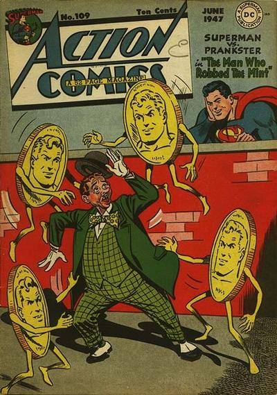 Action Comics Vol 1 109