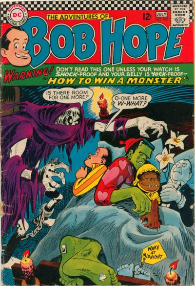 Adventures of Bob Hope Vol 1 105
