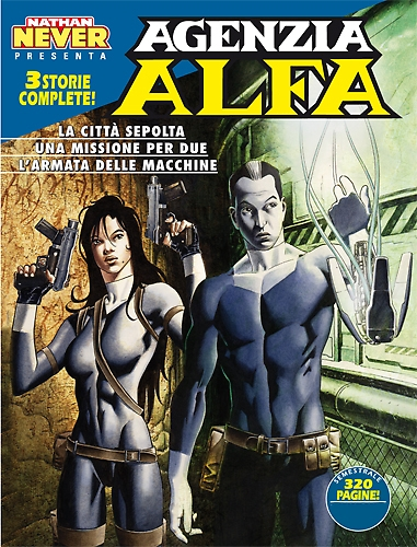 Agenzia Alfa Vol 1 21