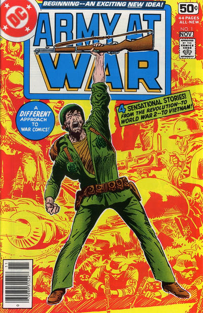 Army At War/Covers