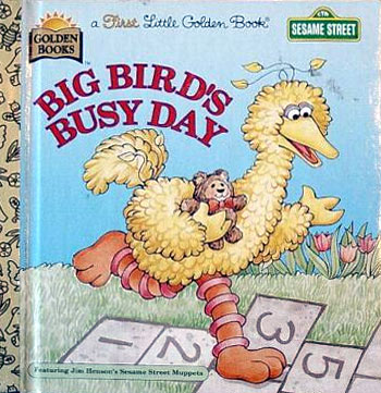 Big Bird's Busy Day/Gallery